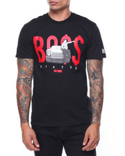 Men - S/S Boss Bred Tee