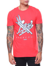 OUTRANK - S/S Stay Cool Alt Tee