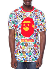 Hudson NYC - Aka Cartoon Pattern Tee