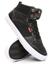 Men - Wilshire Denim High Top Sneakers