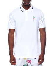Summer-Mens - Loose Lips Sink Ships Polo