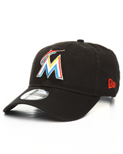 Men - 9Twenty MLB Core Classic Twill Miami Marlins Dad Hat