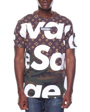 Hudson NYC - Savage All Over Printed Tee