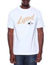 Shirts - Lifted Script T-Shirt