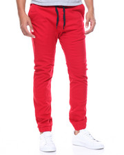 Jeans & Pants - Stretch Twill Jogger