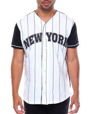 Buyers Picks - S/S Ny Baseball Tee