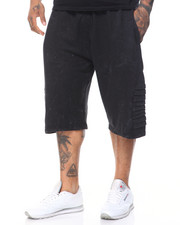 Flysociety - Moto French Terry Short (B&T)-2110447