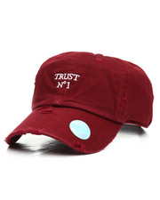 Hats - Vintage Distressed Trust No1 Dad Hat