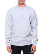 Men - Powerblend Basic Crew Sweatshirt W Small