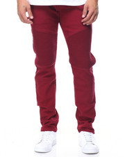 Jeans & Pants - Stretch Moto Jeans