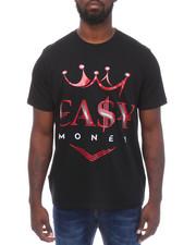 Men - S/S Easy Money Tee
