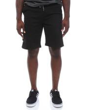Shorts - Drawstring Twill Stretch Short