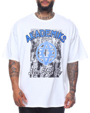 Akademiks - S/S New York City Tee (B&T)