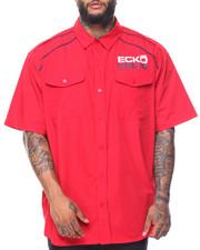 Ecko - Trooper Short Sleeve Woven (B&T)