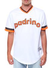 Men - 19 Starz Stripe Jersey With Applique