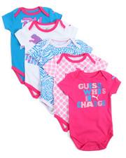 Puma - Replenishment S/S Bodysuit (Infant)