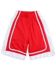 Boys - Dazzle Trim Mesh Short (8-20)