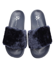 LFL by Lust for Life - Smooth Faux Fur Slide
