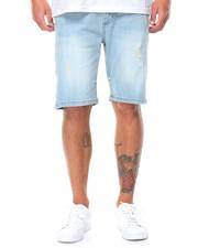 Shorts - Stretch Denim Short