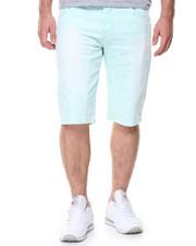 Men - Ice Marble Wash Twill Shorts