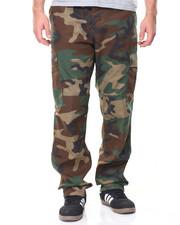 Men - Camouflage Pants