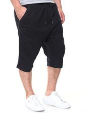 PUNK ROYAL - Knit Drop Crotch Shorts