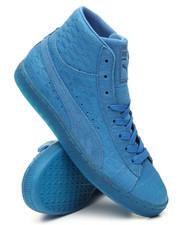 Men - Suede Mid ME Iced Sneakers