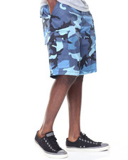 Shorts - Camo Combat Shorts