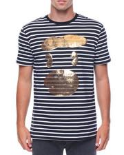 Shirts - Stripe Ape Face S/S Tee