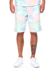 Reason - Chalk Dust Camo Shorts