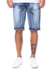 Shorts - Cellphone Pkt Denim Shorts