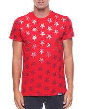 Shirts - Star Print Graphic S/S Tee