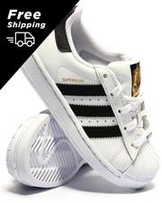 Pre-School (4 yrs+) - Superstar C Sneakers (11-3)
