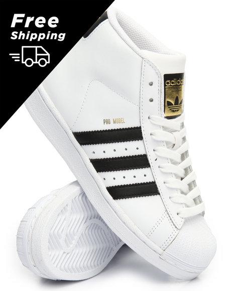 Adidas - PRO MODEL J SNEAKERS (3.5-7)