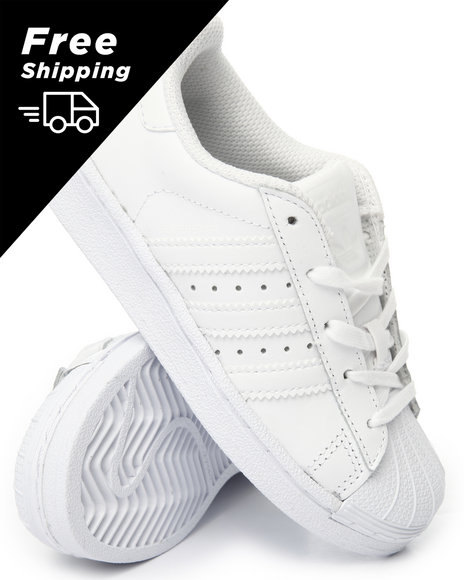 Adidas - Superstar Foundation C Sneakers (11-3)