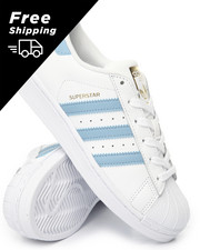 Free shipping A - SUPERSTAR FOUNDATION J SNEAKERS (3.5-7)