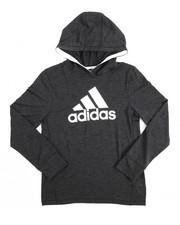 Adidas - Coast To Coast Pullover Hoody (8-20)
