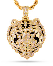 King Ice - Bengal Necklace Designed By Snoop