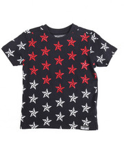 SWITCH - Switch Americana Star Print Graphic Tee 4-7)