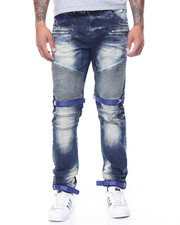 Jeans & Pants - Motto Jeans Pu Strap