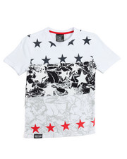 SWITCH - Star Print Tee (8-20)