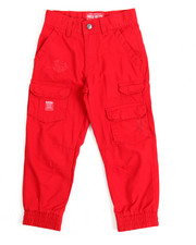 Pants - One Nation Canvas Jogger (4-7)