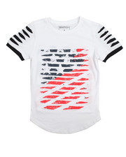 SWITCH - Americana Razor Slashed Tee (8-20)