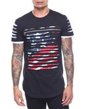 Shirts - Razor Slashed American S/S Tee