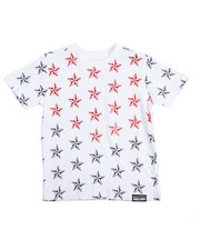 SWITCH - Switch Americana Star Print Graphic Tee (4-7)