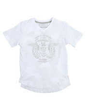 Arcade Styles - One Nation Foil Print Tee (4-7)