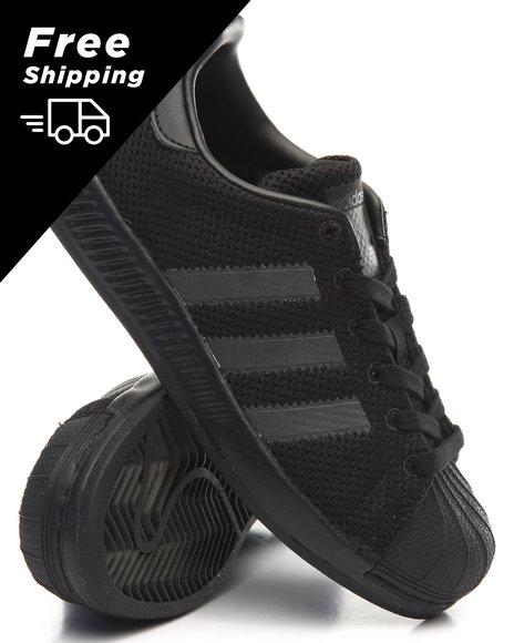 Adidas - SUPERSTAR BOUNCE J SNEAKERS (3.5-7)