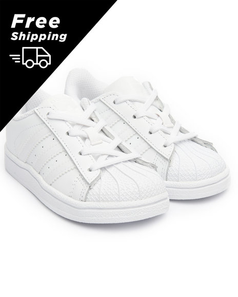 Adidas - SUPERSTAR I SNEAKERS (5-10)