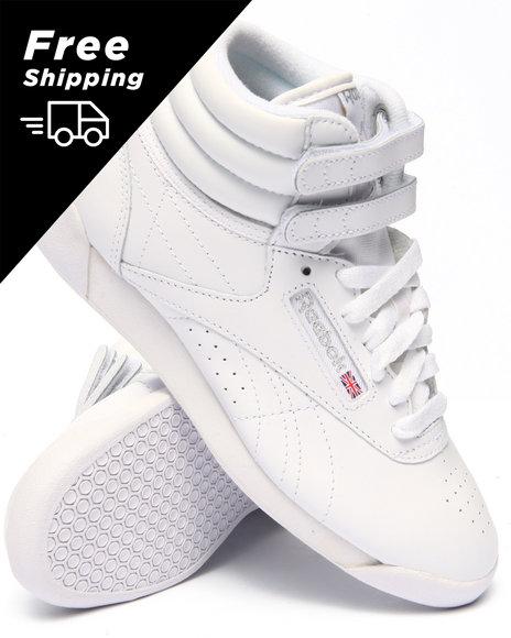 Reebok - Freestyle Hi Sneakers