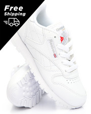 Free shipping A - Classic Leather PS Sneakers (11-3)